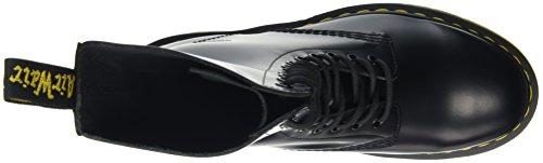 Dr. Martens 1914Z DMC SM-B Unisex-Erwachsene Bootsschuhe Schwarz