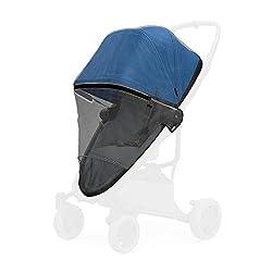 Baby Sonnenschirm kompatibel mit Quinny Speedi schwarz