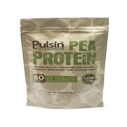 Pulsin Pea Protein Isolate Powder 250g x 1 by PULSIN' SNACKS