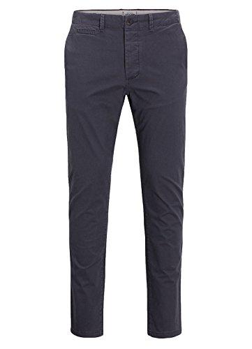 Jack & Jones Jjimarco Jjenzo Tan Ww 420 Noos, Pantalon Homme gris foncé