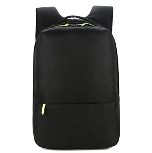 6085bb4a8952 Business Backpack Laptop Bag for Professional Office College Travel School  with Fashion Light Waterproof Resistant Arcuate Shoulder Handle Fits ...