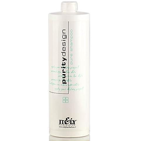 It&ly Hair Fashion Purity Design Pure Shampoo 33 Oz by IT&LY Hair Fashion
