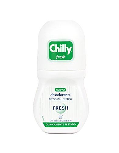 Chilly Desodorante (Roll-On Fresh) - 50 ml.