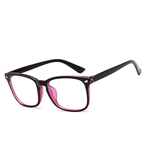 Großer Übergroßer Rahmen brillenfassung vintage Klare Gläser Brille