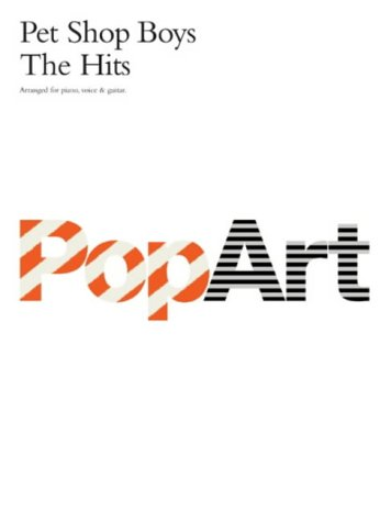 Pet Shop Boys: The Hits: Pop Art