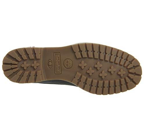 Timberland Slim Premium 6 Inch Boot Forged Iron Nubuck - 5 UK