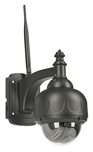 Kerbl 10811 IP Cam 360 RC/HD - Pferd Anhänger-Überwachung
