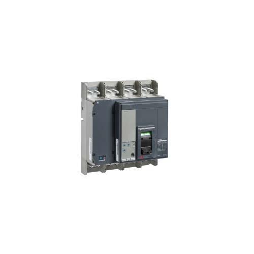 Schneider Electric 33484ns1600Kabeltester N Leitungsschutzschalter KOMPAKT, micrológico 2.0, N Code Power zu schalten, 4p Polo, 690VAC, 50/60Hz, 1600A, 327mm Höhe x 280mm Breite x 147mm Tiefe (1600 Verstärker)