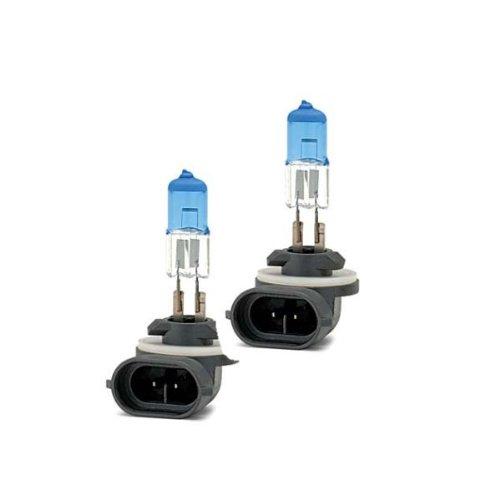 88155W - Xenon look lampe halogène ampoule ampoule de rechange set 881 12V 55W
