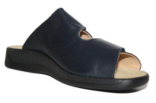 Ganter Monica 202501, donna Pantoletten, Weite G (Oceano)
