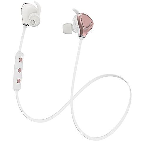 Annulation De Commande - Écouteurs Bluetooth InzhiRui Écouteurs sans fil Oreillette