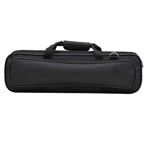 Morza Regenfest Klarinette Box Tasche Oxford-Tuch mit Schulterriemen Tasche Tote Handtaschen-Kasten-Beutel - Weich Tuch Beutel