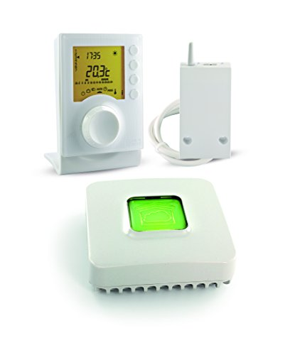 Delta Dore 6053045 Tybox 137 Pack Thermostat programmable connecté