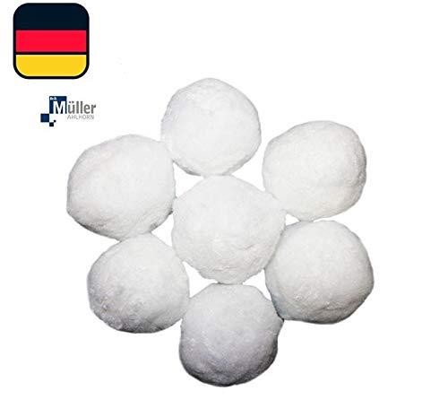 Dr. Dietrich Müller GmbH 700g Filter Balls Sandfilter alternativ 25 kg Filtersand Filterbälle Pool Poolfilter