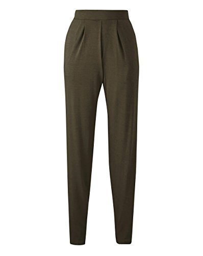 Simply Be Womens Jersey Harem Trousers