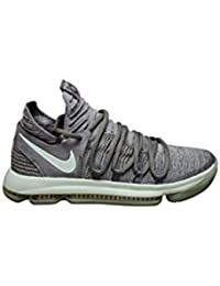 new concept b0c61 ee1ef NIKE Mens Zoom KD 10 X Mens Basketball Sneakers New, Cool Grey Igloo White  897815