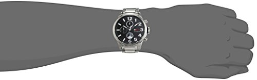 Tommy Hilfiger Men's Watch Casual Sport Analogue Quartz Stainless Steel 1791243