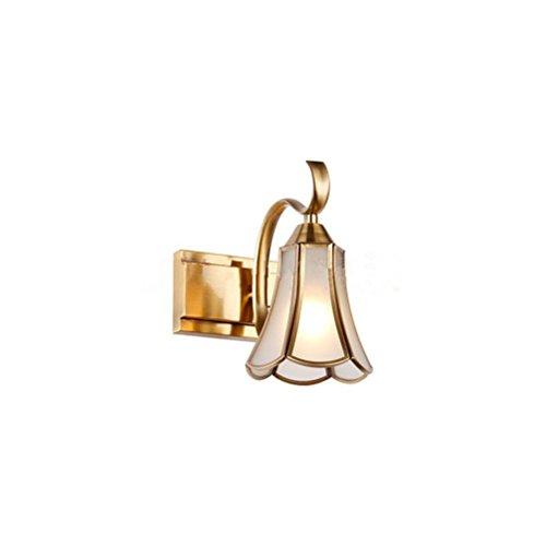 NUOLUX-1-luce-19cm-Retro-stanza-da-bagno-specchio-luce-LED-Vintage-retr-bagno-Applique-Applique-oro-bronzo