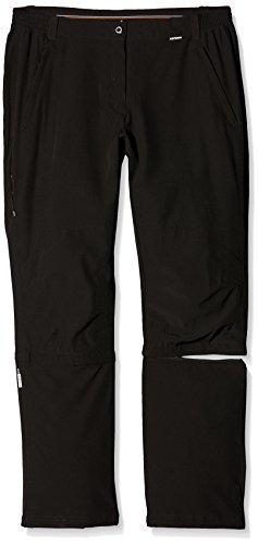 ICEPEAK Damen Trousers Lisbe, Black, 46, 554052522I
