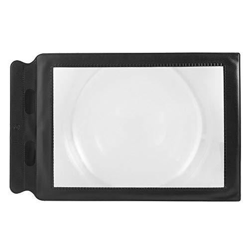 CHOULI Full Large Flat Page Magnifying Glass Sheet Reading Aid Lens Magnifier - Full Flat Sheet
