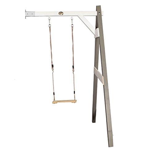 Single Swing Grey Wall mount (FSC 100%)