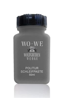 Preisvergleich Produktbild 7,20EUR/100ml - Polierpaste 50ml Schleifpaste Fein