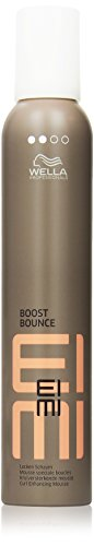 Wella EIMI Boost Bounce Locken-Mousse, 1er Pack,