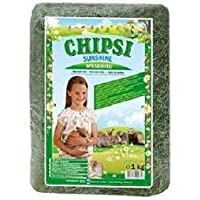 Panoramic Enterprises Chi-psi Sunshine Hay, Naturally Dried and Compressed, Food for Rabbits, Hamster, Guinea Pigs…