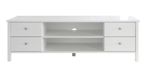 Steens Furniture 3257100050000F TV Tisch 47,5 kg, weiß