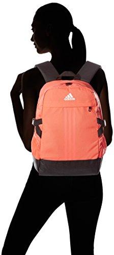 Adidas Rucksack Bp Power Iii, Unisex Erwachsene Orange (corsen / corsen / Weiß)