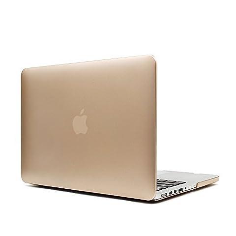 MacBook Pro 15 Retina Hülle, iNeseon Ultra Slim Plastik Leichte Hartschale Tasche Cover Case Schutzhülle für Apple MacBook Pro 15