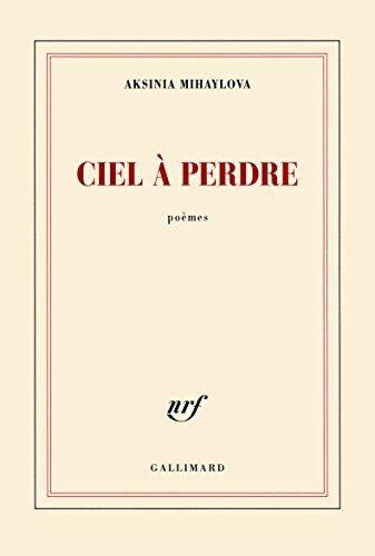 Ciel Perdre [Pdf/ePub] eBook