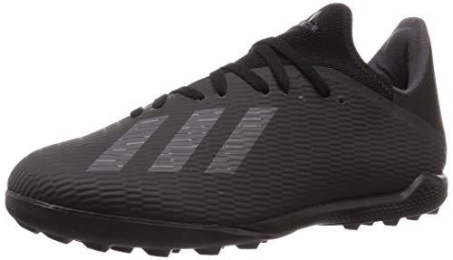 adidas Performance X 19.3 TF Fußballschuh Herren schwarz/Silber, 9 UK - 43 1/3 EU - 9.5 US