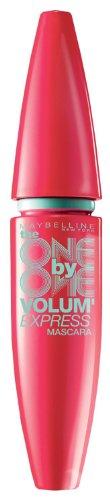 Maybelline New York One by One Volum' Express Mascara, dark brown