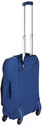 Kipling - DARCEY - 30 Litres - Trolley - Vibrant Red - (Rouge) Jazzy Blue