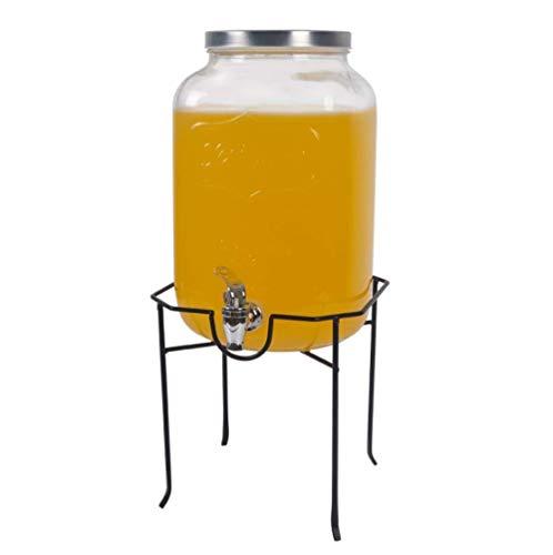 Tebery Dispensador Bebidas metálicas 5 L / 8 L -