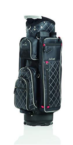JuCad Bag Function Plus Golf Cartbag schwarz-titan