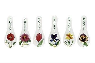 flower-garden-melamine-spoon-rest-235cm-longiris