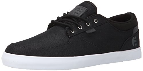 Etnies Hitch, Baskets mode homme Black