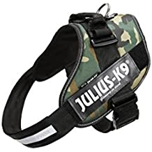Harnais IDC-Power Julius-K9 – camouflage – taille 1