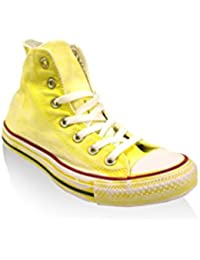 5e223a102 Amazon.es  Amarillo - Zapatillas   Zapatos para mujer  Zapatos y ...