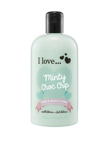 I Love bath shower 500ml Minty Choc Chip