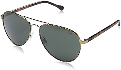 Polo Ralph Lauren PH3090, Gafas de Sol Unisex Adulto, 59 mm