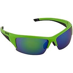 Spiuk Binomio Gafas, Unisex Adulto, Verde Av / Negro, Talla Única