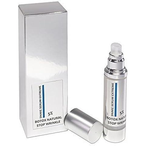 Serum Botox natural