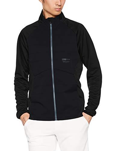 Oakley Mens Herren Enhance Technical Jersey Jacket 9.0 Sweatshirt, Blackout, Klein