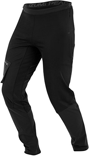 Pearl Izumi Summit MTB Softshell Winter Pant Hose lang schwarz 2017 Test
