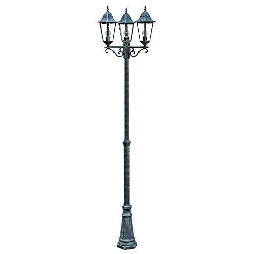 Außen Leuchte Kandelaber Steh Lampe Stand Beleuchtung Laterne Licht Harms 103171 (Kandelaber-leuchte)