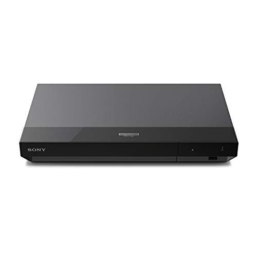 Sony UBP-X700 4K Ultra HD Blu-Ray Player (Black)
