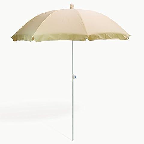 Dema Plage Parasol naturel 180/UV30